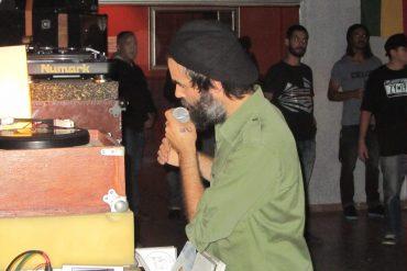 Jah Ras Sound System y Lava Sound System celebrando aniversario.