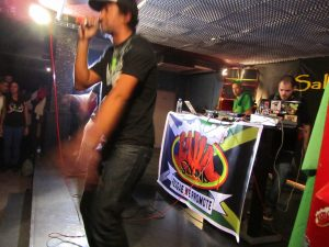 Lava Sound System y Jah Ras Sound System, fiesta aniversario 2012