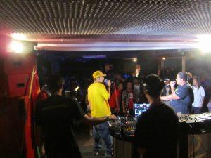 Profecía Crew en el Aniversario Jah Ras Sound System y Lava Sound System 2012