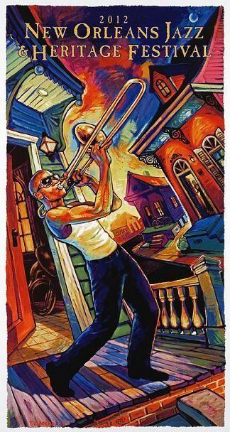 New Orleans Jazz & Heritage Festival 2012 del 27 abril a 6 de mayo
