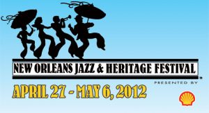 New Orleans Jazz & Heritage Festival 2012