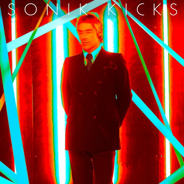 Paul Weller Sonic Kicks 2012 Dragonfly