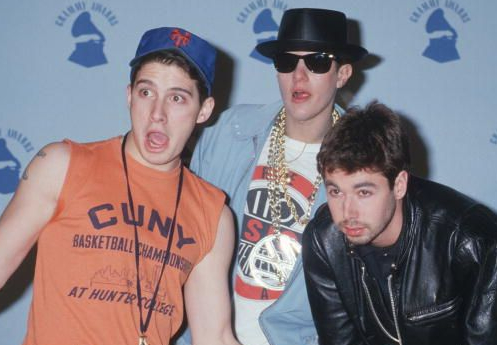 The Beastie Boys, Adam Yauch a la derecha