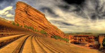 Alabama Shakes teloneros de Neil Young & Crazy Horse en el Red Rocks Amphitheatre de Colorado