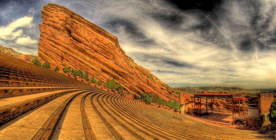 Alabama Shakes teloneros de Neil Young & Crazy Horse en el Red Rocks Amphitheatre de Colorado