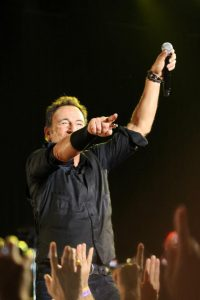 Bruce Springsteen Rocky Ground, The Boss en Gran Canaria