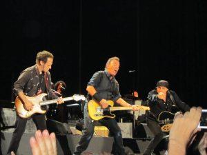 Bruce Springsteen, Van Zandt y Lofgren en Las Palmas de Gran Canaria