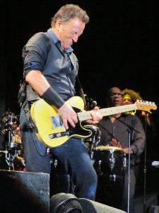 Bruce Springsteen en Las Palmas de Gran Canaria el 15 de mayo de 2012