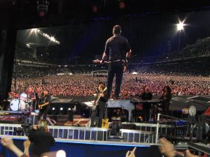 Bruce Springsteen & the E Street Band Barcelona 17 mayo 2012 Estadio Montjuic