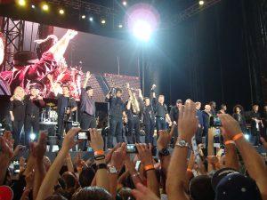 Bruce Springsteen & the E Street Band en Las Palmas de Gran Canaria