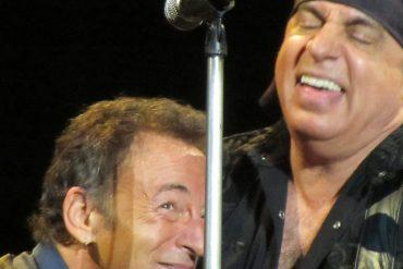 Bruce Springsteen y Steve Van Zandt alias Silvio Dante en Las Palmas de Gran Canaria