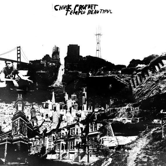 "Chuck Prophet & The Mission Express ""Temple Beautiful"" gira española 2012"