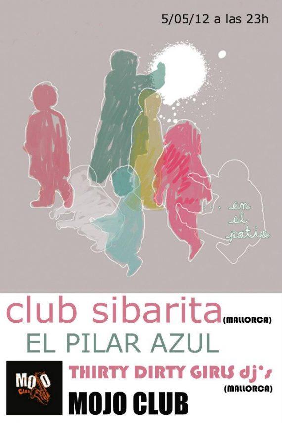 Club sibarita - El pilar azul
