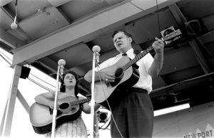 Dock Watson un genio de la guitarra, pionero del Folk y Bluegrass