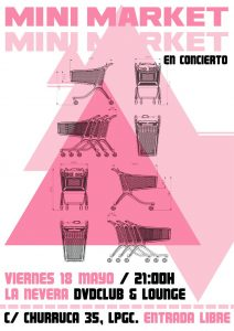 Mini Market en La Nevera DVDCLUB & Lounge