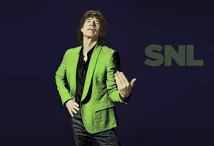 Mick Jagger Saturday Night Live