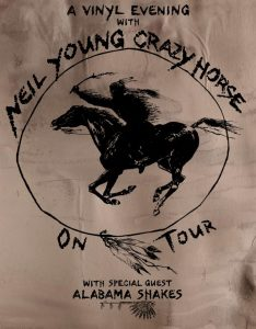Neil Young and Crazy Horse & Alabama Shakes on Tour 2012