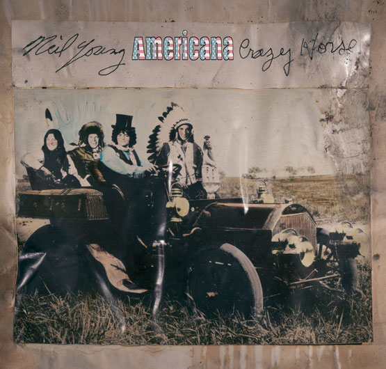 "Neil Young and Crazy Horse, ""Americana"" , a la venta el 5 de junio de 2012"