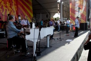 The Beach Boys en el New Orleans Jazz & Heritage Festival 2012