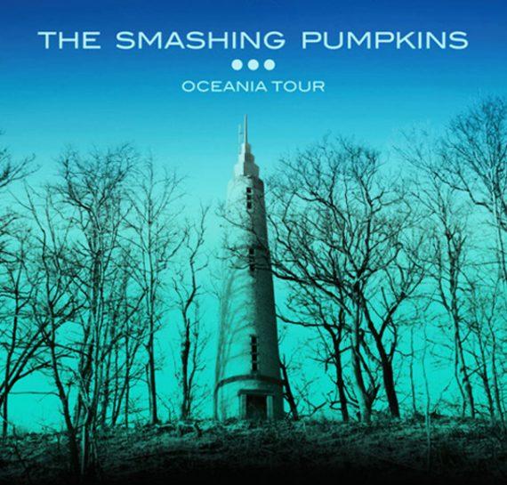 The Smashing Pumpkins Oceania Tour Madrid 2012