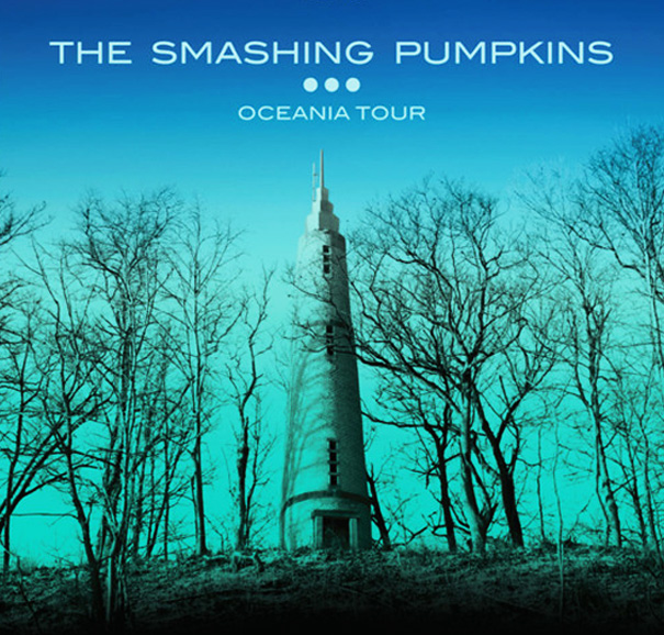 The Smashing Pumpkins Oceania Tour Madrid 2012