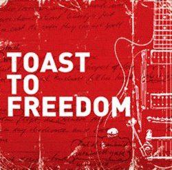 """""""Toast to Freedom"""" de Amnistía Internacional grabada en The Barn estudios de Levon Helm"""