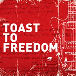 """Toast to Freedom"" de Amnistía Internacional grabada en The Barn estudios de Levon Helm"