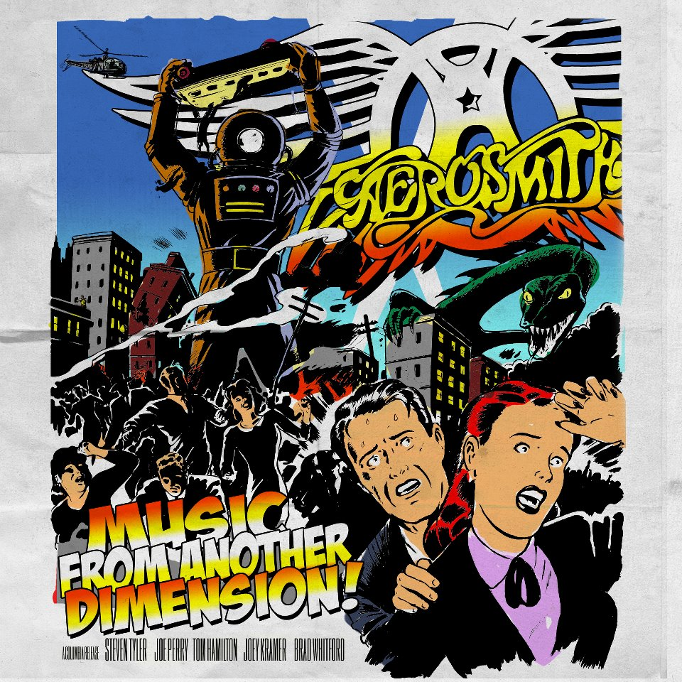 Aerosmith Music from another Dimension!, Legendary Child nuevo single 2012