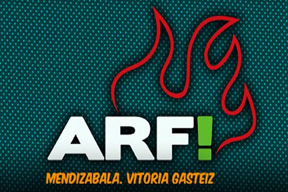 Azkena Rock Festival ARF 2012 Vitoria Gasteiz 2012