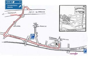 III Rust Festival La Playa Torredembarra 2012 Localización y cómo llegar