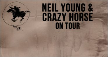 Neil Young & Crazy Horse on Tour 2012. Americana Tour