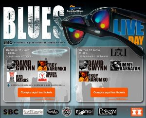 Sociedad Blues Canarias - Blues Live Day