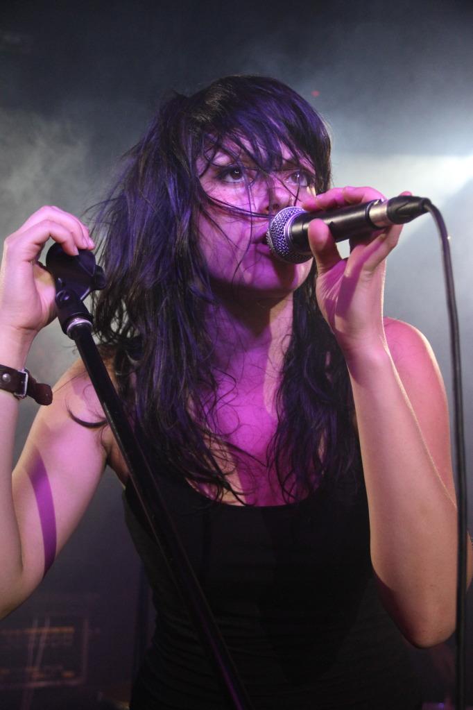 Delila Paz, The Last Internationale 2012-june-08 Canarias