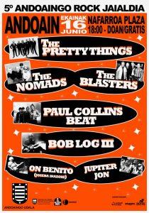The Blasters cancelan su gira española y europea debido a una enfermedad de Phil Alvin
