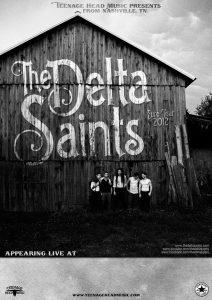 The Delta Saints Euro Tour 2012