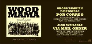 The Soul Jacket Wood Mama cd digipack 2012