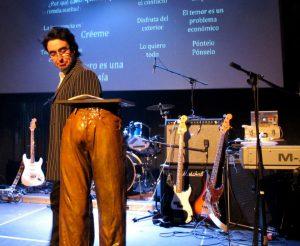 Carlos Ulises. Lagenda Tenerife. The Rolling Stones 50 Anniversary 2012