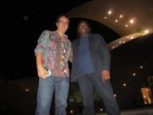 Darryl Jones bajista The Rolling Stones con Dirty Rock en Miles Smiles Canarias Jazz 2012