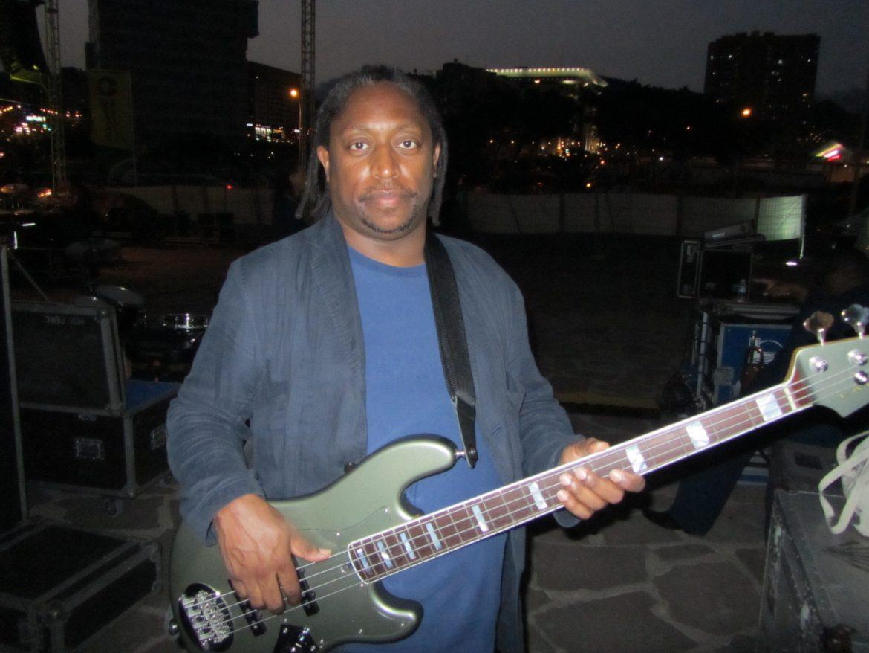 Darryl Jones bajista The Rolling Stones en Miles Smiles Canarias Jazz 2012