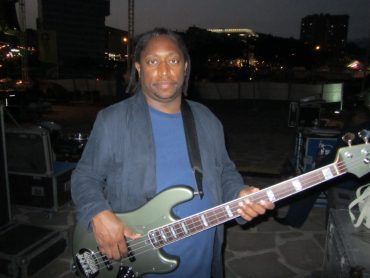 Darryl Jones bajista The Rolling Stones en Miles Smiles Canarias Jazz 2012