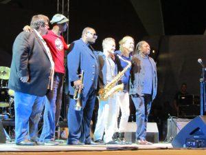Darryl Jones bajista The Rolling Stones en Miles Smiles Canarias Jazz Festival 2012