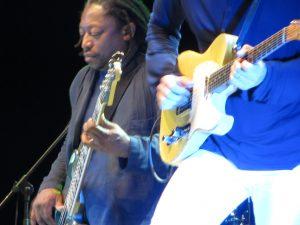 Darryl Jones bajista The Rolling Stones en Miles Smiles Festival Canarias Jazz 2012