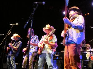 Dickey Betts & Great Southern Madrid 17 julio 2012