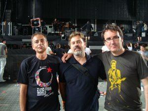 Dirty Rock Team 2012, Javier de Lorenzo-Cáceres Esteban Campos Trujillo y Carlos Pérez Báez
