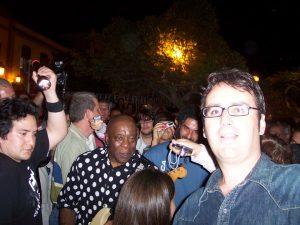Dirty Rock con Buddy Guy 8 de junio de 2007