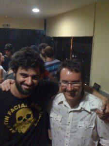 Dirty Rock con Carlos Jimena (Guadalupe Plata) 29 de julio 2011