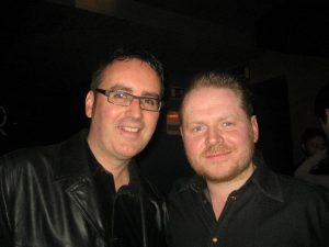 Dirty Rock con Danny Wilson, de Danny & The Champs 19 de enero de 2012