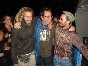 """Dirty Rock con Isaiah y Roberto Sánchez """"Lone Ark"""" 18 junio 2011"""