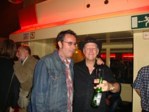 Dirty Rock con Jerry Miller (Eilen Jewell) 17 de octubre de 2010
