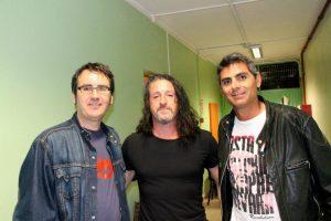 Dirty Rock con Rafa J. Vegas. bajista de Rosendo y Jorge Morales Gran Canaria 31 marzo 2012